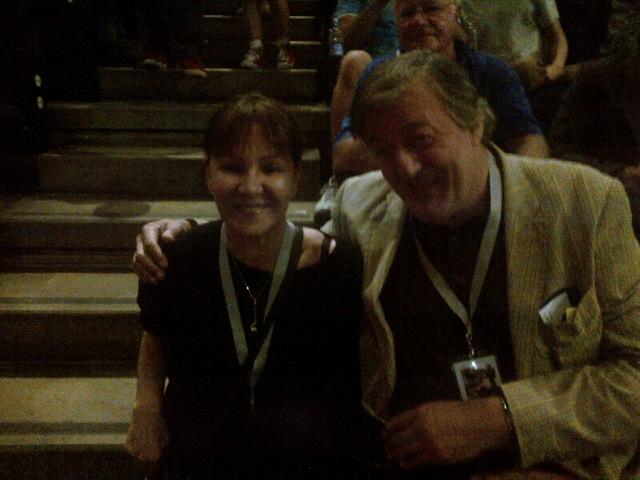 Ap & Stephen Fry