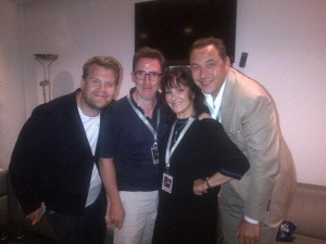 AP Bryden, Corden, Walliams