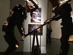 2 stex sculptures